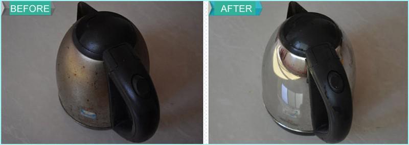 Melamiinsvamm enne ja pärast pilt