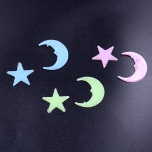 pimedas helendavad tähed